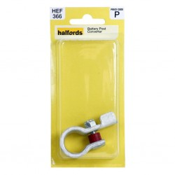 Halfords Battery Post Converter HEF366