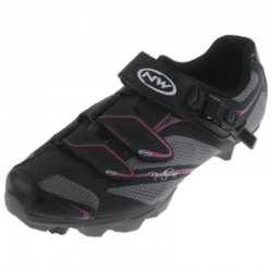 NorthWave Katana SRS Womens Road Cycling Shoe - Size 37 Left Foot Only