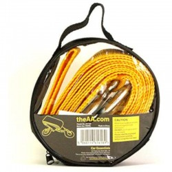 AA Car Essentials Tow Rope 3.5M 2 Tonne ZD123