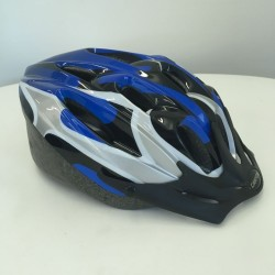 Canyon Vista Cycle Helmet M 54-58cm Blue/Black/Silver