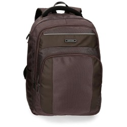 Joumma Movom Clark Adaptable Laptop Backpack 15.6in Brown