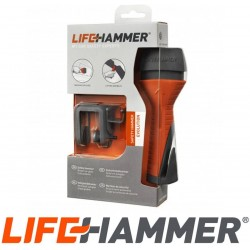 Life-Hammer Car Safety Hammer / Seat Belt Cutter